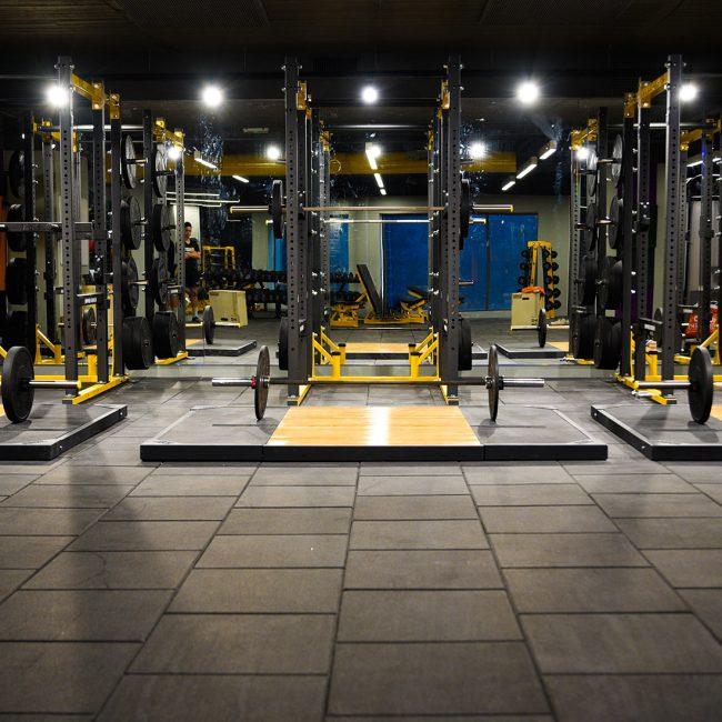 Scram Gym & Fitness Centre in Birkirkara, Malta